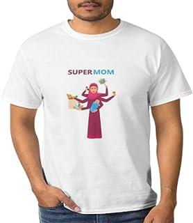 Super Mom Design Men Qd-Tm-0256
