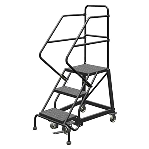 Awe Inspiring Rolling Ladders Amazon Com Pdpeps Interior Chair Design Pdpepsorg