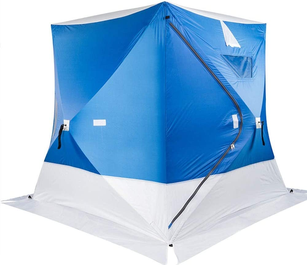 ZXYAN Tent Windproof Waterproof Fis Camping Ice Discount is also underway Winter Selling and selling
