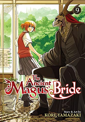 The Ancient Magus' Bride 9: a deal with the devil