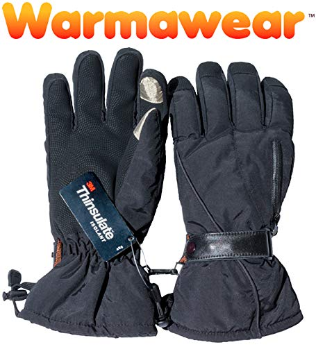 Warmawear™ Thermo-Handschuhe mit Touchscreen-Funktion (L)