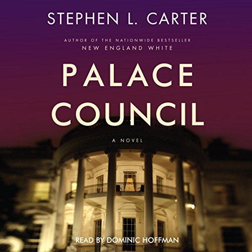 Palace Council audiobook cover art