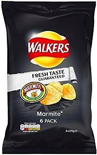 Walkers Crisps - Marmite (6x25g)