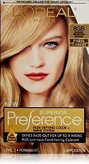 L'Oreal Superior Preference Sun-Kissed Caramels, UL51 Hi-Lift Natural Brown 1 ea (Pack of 2)