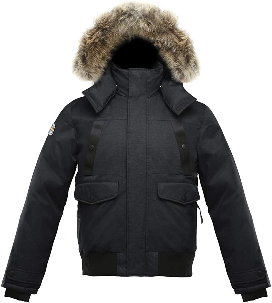 Triple F.A.T. Goose SAGA Collection Norden Hooded Max 58% OFF Mens D Fashionable