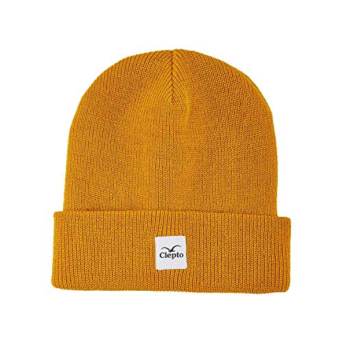 Cleptomanicx Beanie Cimo (Sunflower)