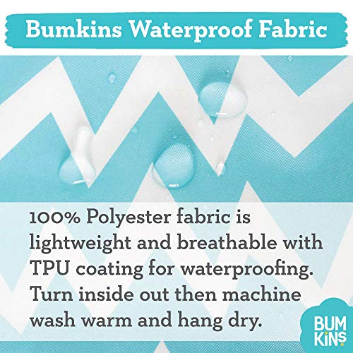 Bumkins Starter Bib, Baby Bib Infant, Waterproof, Washable, Stain and Odor Resistant, 3-9 Months, 2-Pack – Urban Bird & Bird Park