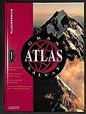 Gran Atlas Salvat. Volumen 1: Planisferios. Planisferio físico, político, marino y de vias de...