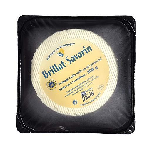 フレッシュ チーズ ブリア サヴァラン 500g フランス産 毎週火・木曜日発送