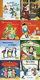 Pixi-Weihnachts-8er-Set 34: ABC, Pixi lief im Schnee (8x1 Exemplar) (34) - diverse