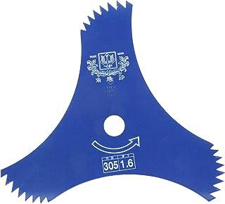 ツムラ 山林用改良3枚刃 荒目 ブルー 305mm×1.6mm×3P 1153