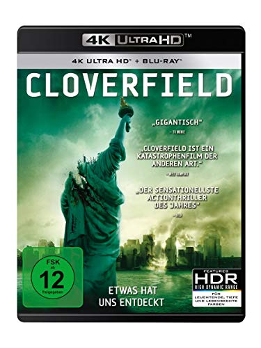 Cloverfield (4K Ultra HD) (+ Blu-ray 2D)