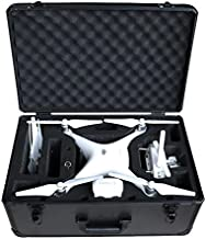 HUL Premium Aluminium Carrying Case for DJI Phantom 3 Standard / SE / Professional / Advanced / 4K / Phantom 4 / Phantom 4 Pro Drones