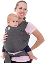 Baby Wrap Carrier by KeaBabies – All-in-1 Stretchy Baby Wraps – Baby Sling..