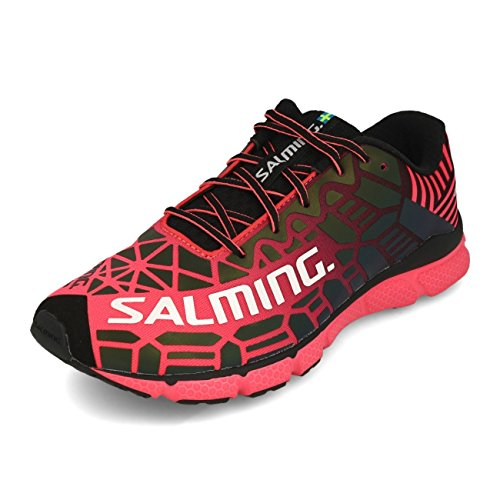 Salming Speed 6 Shoe Women Black Magenta 38