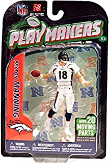 McFarlane Toys NFL Playmakers Series 3 Action Figure Peyton Manning (Denver Broncos)