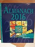 Almanach 2016: 365 Tage - Rätsel, Spiele, Weisheiten