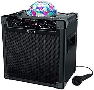 ION Audio Party Rocker Plus | Portable Bluetooth Party Speaker System & Karaoke..