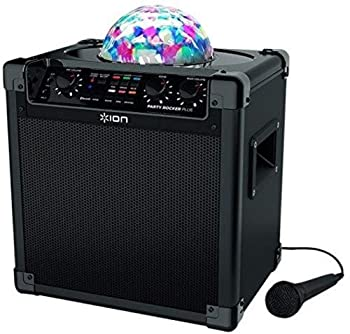 ion house party bluetooth speaker