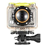 Coleman Bravo CX10WP 1080p HD Helmet and Action Camera with Mounts and Waterproof Housing (Silver) [並行輸入品]