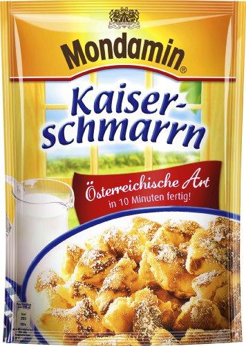 Mondamin Kaiserschmarrn Österreichische Art, 4er-Pack (4 x 200 ml)