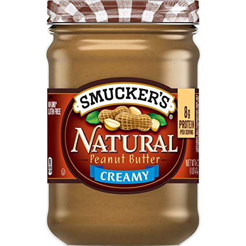 Smucker's Natural Creamy Peanut Butter 16 oz by Smucker's Natural