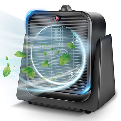 Air Circulator Fan - 2 in 1 Portable Quiet Air...