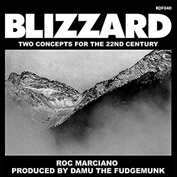 Blizzard (Gusty Winds Graceful Mix)
