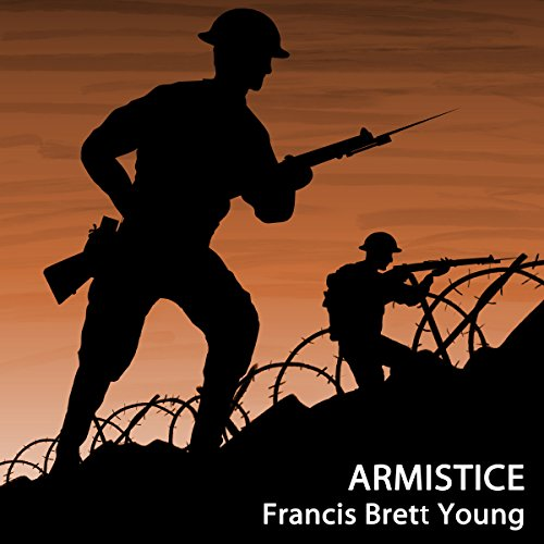 Armistice audiobook cover art