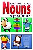 Dolch List Nouns: Pre-Primer to Third Grade
