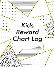 "Kids Reward Chart Log: Fun Reward Journal Diary Notebook for Kids, to Record all Their Amazing Successes & Memories, Sketchbook Dairy Organizer For ... 8""x10"" with 120 pages. (Kids Reward Journal)"