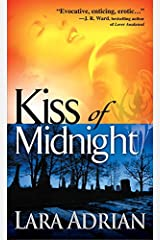 Kiss of Midnight: A Midnight Breed Novel (The Midnight Breed Series Book 1) Kindle Edition