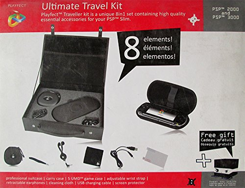 PSP Street & PSP Kit 8 in 1 Ultimate