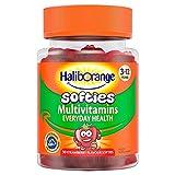 HALIBORANGE Multivitamin Softies, 141 g