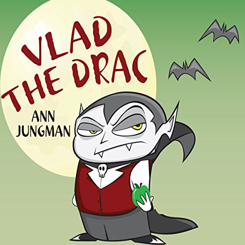 Vlad the Drac audiobook cover art