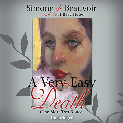 A Very Easy Death audiobook cover art
