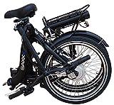 SAXXX Unisex– E-Bike Faltrad mit Rücktritt - 6
