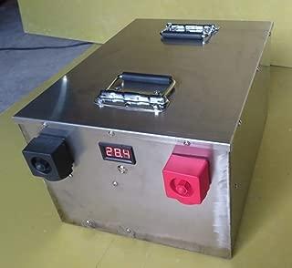 Lifepo4 100ah 200ah 300ah 400ah 24V Lithium ion Battery for Solar System/Motor Home/Boat/Golf Carts car battery (24V 200ah ×1pcs)
