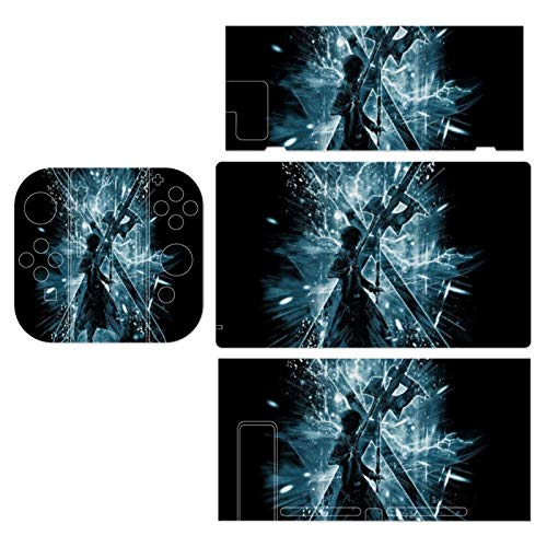 Sword Art Online Kirigaya Kazuto Theme Switch exclusive skin, Nintendo Switch sticker protective film, Switch full device exclusive skin sticker protective film