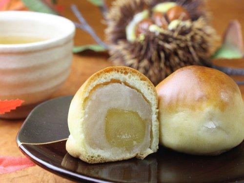 栗饅頭15個入 -誕生日祝