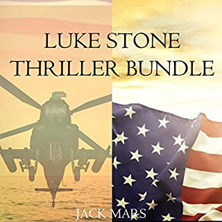 Luke Stone Thriller Bundle audiobook cover art
