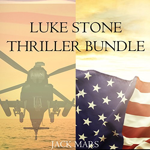 Luke Stone Thriller Bundle cover art