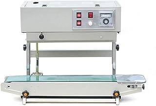 500w 220V FR-900 - Máquina de sellado continua automática, bolsa de plástico, máquina de sellado vertical continua continua