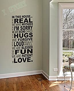 ebay hot selling family wall quotes