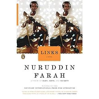 Links audiobook cover art