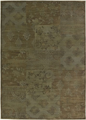 """Hot Sale 9'2"""" x 12'6"""" Rectangular Rizzy Home Area Rug GA3180 Black Color Power Loomed in India """"Galleria Collection"""""""