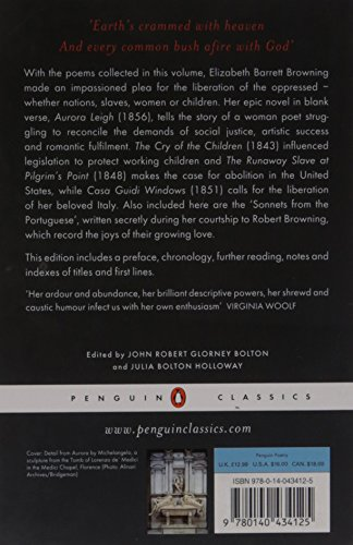 Aurora Leigh and Other Poems (Penguin Classics)