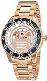 Umbro UMB-SW03-3 Reloj Star Wars para Unisex Adulto, color Rosa