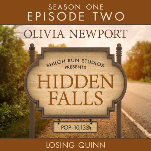 Hidden Falls audiobook cover art