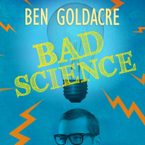 Bad Science audiobook cover art